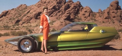 American Dream Cars Of The 1960S Take To The Fairway
