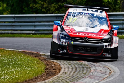 DOUBLE WIN FOR PECHITO LÓPEZ AT THE NÜRBURGRING