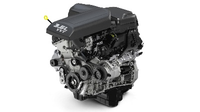 MISSION ACCOMPLISHED: PENTASTAR ENGINE FAMILY ACCOUNTS FOR ALL CHRYSLER GROUP V-6 OFFERINGS