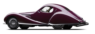 SEE MULLIN'S 'BEST OF THE BEST' WINNING 1937 TALBOT-LAGO AT THE PETERSEN FOR A LIMITED TIME