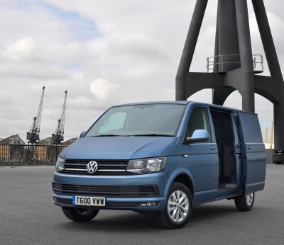 Considering Petrol For Your Next Van? You'd Be Fuel-Ish Not To, According To Volkswagen Commercial Vehicles