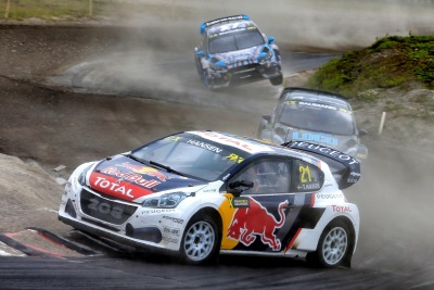 The Peugeot 208 WRX Targeting Third Straight Win In Canada