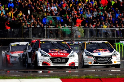 Peugeot 208 WRXs Eyeing Germany Success