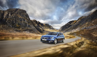 PEUGEOT 308 – WITH CONFIDENCE. BUILT IN