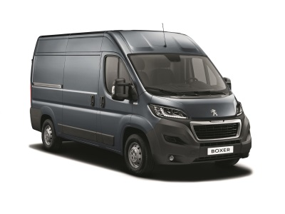 PEUGEOT ROLLS OUT ITS BLUEHDi TECHNOLOGY TO THE BOXER