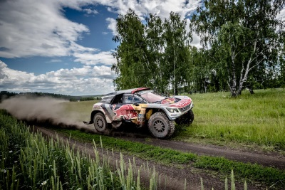 Peugeot Dream Team Continue To Lock Out The Front