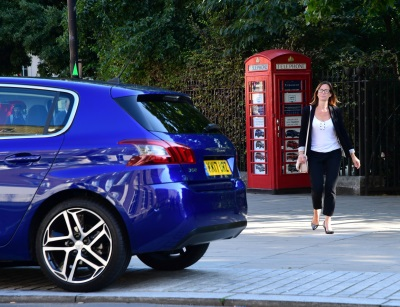 Peugeot Launches World's Smallest Car Dealership - In A London Phone Box
