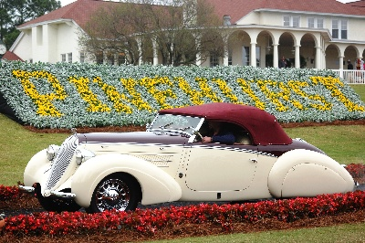 Rare 1938 Steyr Winner Returns to Pinehurst Concours