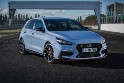 Pirelli Engineers A Tailor-Made P Zero Tire For The New Hyundai I30 N