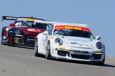 PIRELLI WORLD CHALLENGE, ROUND 1 AND 2 OF 20, AUSTIN, TEXAS