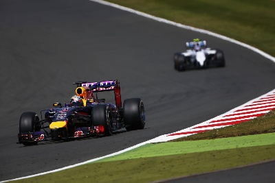 Podium for Dan, Seb fifth after epic duel