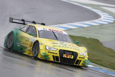 POLE POSITION FOR THE AUDI RS 5 DTM