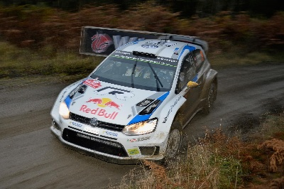 POLO R WRC TRIO LEADS THE WAY IN WALES, MIKKELSEN GOES FASTEST IN SHAKEDOWN