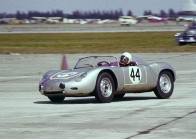 Porsche 4-Cylinder Giant Killers Star At 22nd Amelia Concours