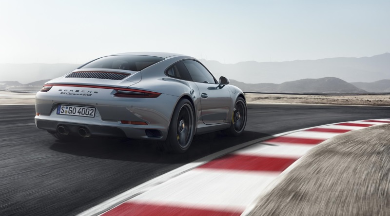 FASTER AND MORE CAPABLE THAN EVER BEFORE – THE NEW PORSCHE 911 GTS MODELS