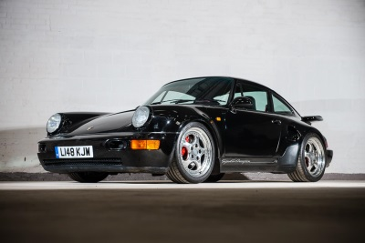 Super Lightweight Porsche 911 Leichtbau To Pack A Punch At Auction