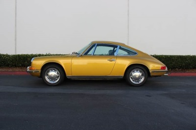 One Owner, 1971 Porsche 911T 'Survivor' Crossing the Block at Russo and Steele Monterey!