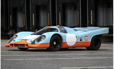 Iconic and Legendary 1970 Porsche 917K Races to The Pebble Beach Auctions Presented by Gooding & Company