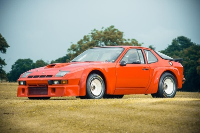 ULTIMATE PORSCHE 924 GTR RACER COMES OUT OF HIDING FOR THE SILVERSTONE CLASSIC SALE