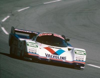 'Dream Team' Daytona-Winning Porsche 962 Confirmed