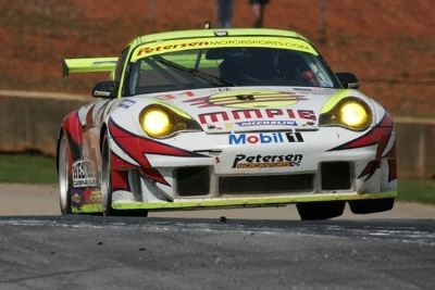 PORSCHE: MOST SUCCESSFUL MANUFACTURER IN ALMS HISTORY WITH 12 CLASS CHAMPIONSHIPS