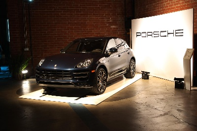PORSCHE SPONSORS 2014 BABY2BABY FUNDRAISING AND AWARENESS EVENT
