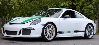 BONHAMS TO OFFER FIRST 2016 PORSCHE 911 R A T AUCTION AT OCTOBER ZOUTE SALE