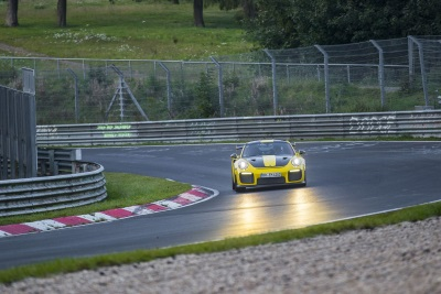 GT2 RS Is The Fastest Porsche 911 Model Of All Time With 6:47.3 Lap Time