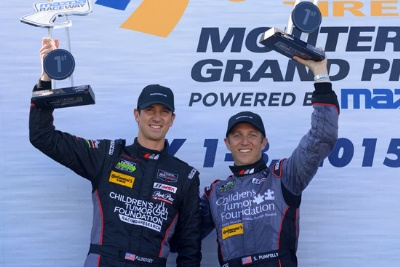PORSCHE EARNS BOTH GTLM AND GTD PODIUMS AT LAGUNA SECA, INCLUDING FIRST WIN FOR PARK PLACE MOTORSPORTS