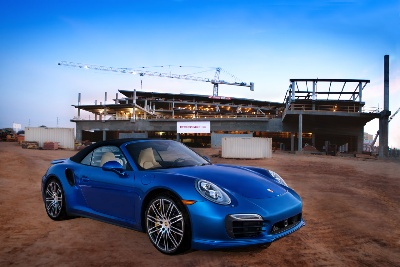 WHERE A VISION BECOMES REALITY: PORSCHE CELEBRATES TOPPING OUT OF ITS FUTURE HEADQUARTERS IN ATLANTA