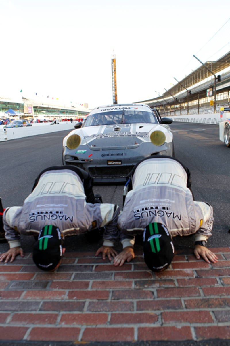 PORSCHE MOTORSPORTS PRE-EVENT NOTES. BRICKYARD GRAND PRIX. INDIANAPOLIS MOTOR SPEEDWAY