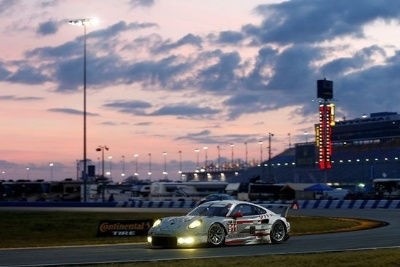 Porsche Racing Shifts up a Gear