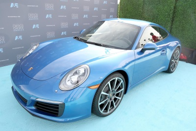PORSCHE REDEFINES THE RED CARPET AT THE CRITICS' CHOICE AWARDS