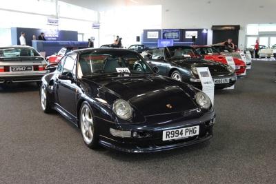 Porsche Sale Tops £2.5 Million In Three Hours At Silverstone