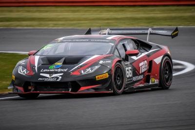 Postiglione And Cecotto Score A Second Win With Imperiale Racing In The Lamborghini Super Trofeo Europe