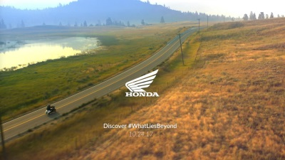 Honda Launches #Whatliesbeyond Video Campaign