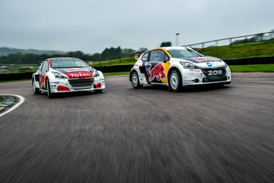 The New Peugeot 208 WRX To Break Cover In Barcelona