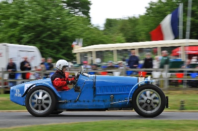 PRESCOTT HILL CLIMB – ANNUAL FRENCH MOTORING FESTIVAL