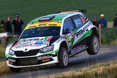 Prestone Commits To British Rally Championship For 2018 Campaign