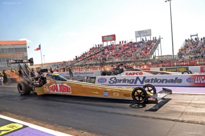Pritchett And Capps Give Mopar And Dodge Third 2017 Nitro Double-Up In Houston, Helms Wins Stock In Dodge Challenger