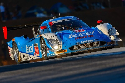 PRUETT, DIXON, ROJAS EARN ECOBOOST'S SEVENTH PODIUM OF 2014