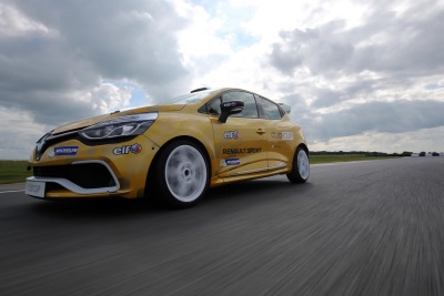 PYRO, 20TEN JOIN FORCES FOR NEW RENAULT UK CLIO CUP JUNIOR CHAMPIONSHIP