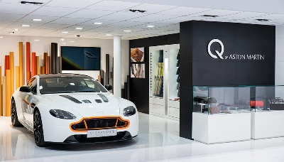 Q BY ASTON MARTIN: MAKING THE IMPOSSIBLE, POSSIBLE