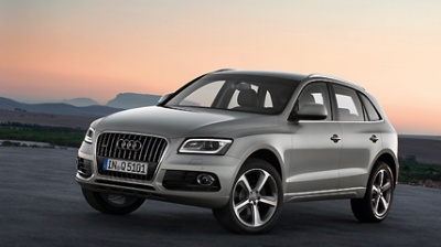 April sales underscore deliberate rise of Audi Q5
