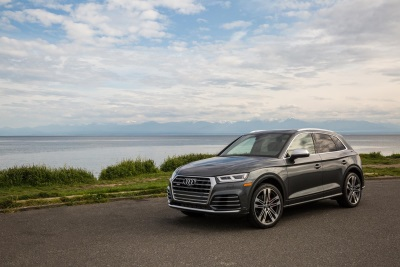 Audi Of America Reports June Sales Increase On Consumer Demand For All-New Q5 And A5 Sportback