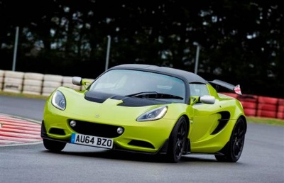 RACING ELISE READIED FOR THE ROAD IN S CUP FORM