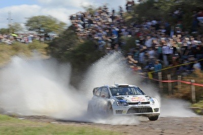 Rally Argentina: Volkswagen Drivers In Second And Fourth Place