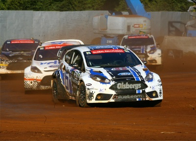 Global Rallycross To Race At X Games Barcelona