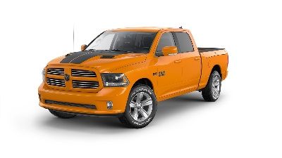 RAM 1500 OFFERS TWO NEW BUZZ MODELS IN SPORT TRIM