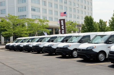 RAM TO HOST GIANT LOS ANGELES-AREA PROMASTER CITY VAN DEALER DRIVE-AWAY EVENT .